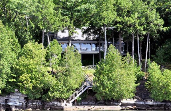 796 Woods Road, sold, near Basin Harbor, Vermont