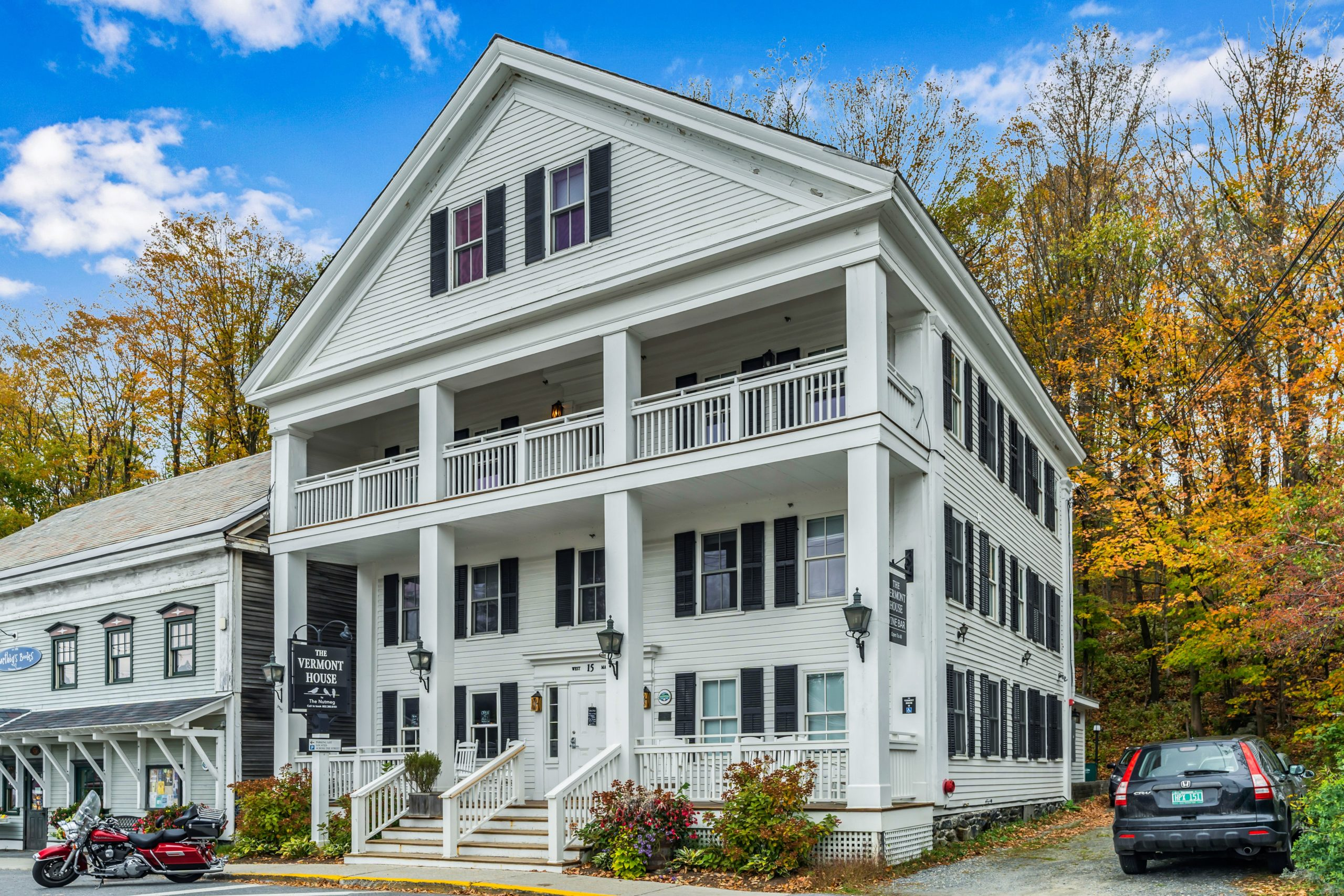 Southern Vermont – Newly refurbished Inn for Sale